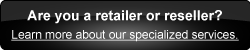 Retailer or Reseller Services